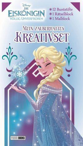 Gebundenes Buch »Disney Die Eiskönigin: Mein zauberhaftes...«
