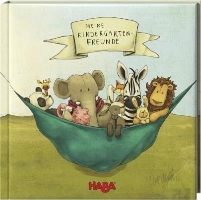 Gebundenes Buch »Löwe Udo- Meine Kindergarten-Freunde«