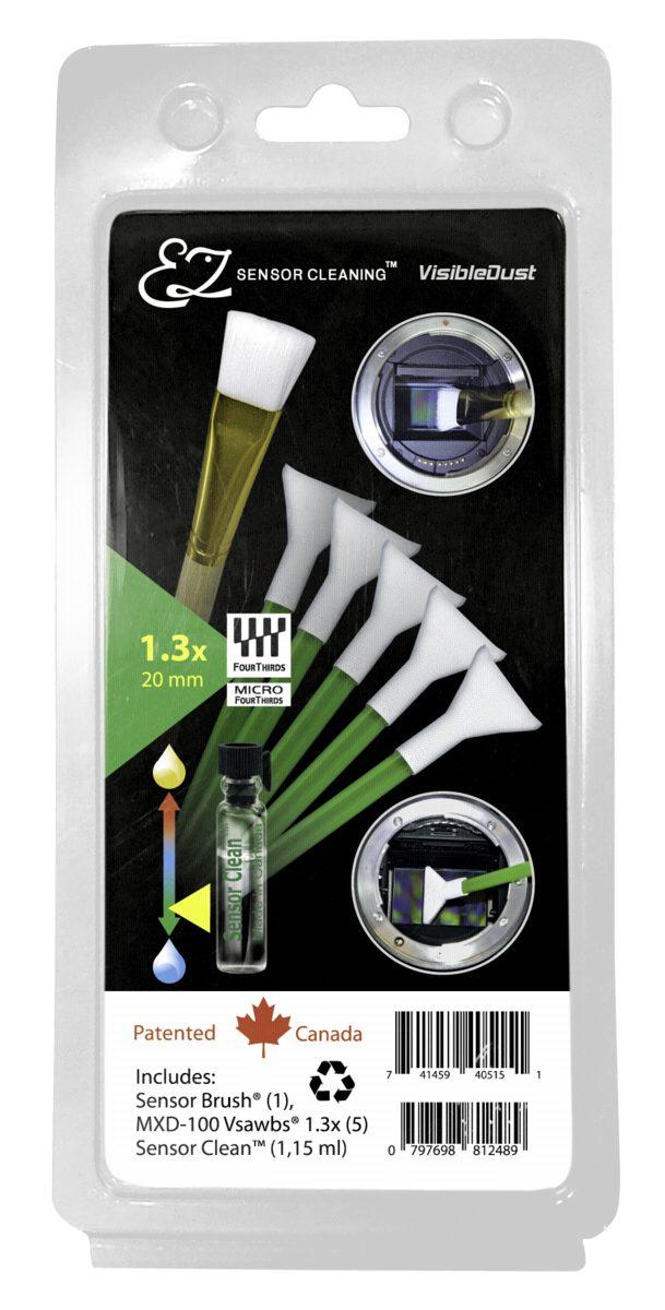 Visible Dust Reinigungsset »EZ Plus Kit Sensor Clean 1.3«