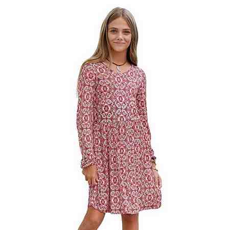 Kleider: Gemusterte Kleider