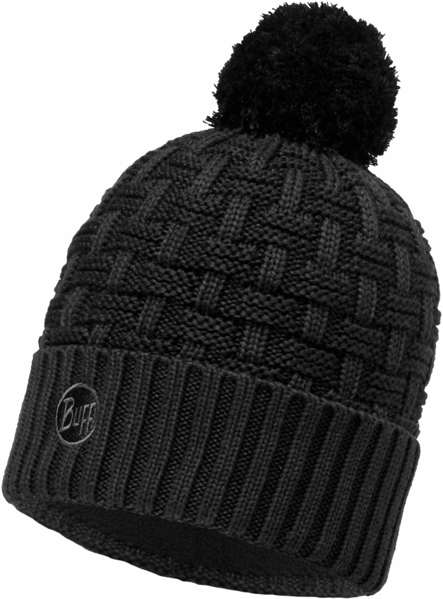 Buff Bommelmütze »Knitted Polar Fleece Hat Buff«