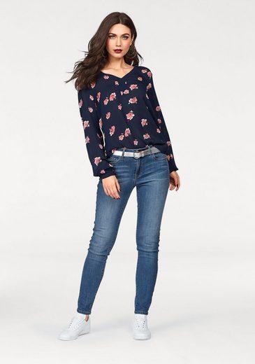 KAFFE Skinny-fit-Jeans STINE