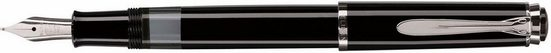 Pelikan Füllhalter »Classic M 205, schwarz«, Federbreite M, Made in Germany