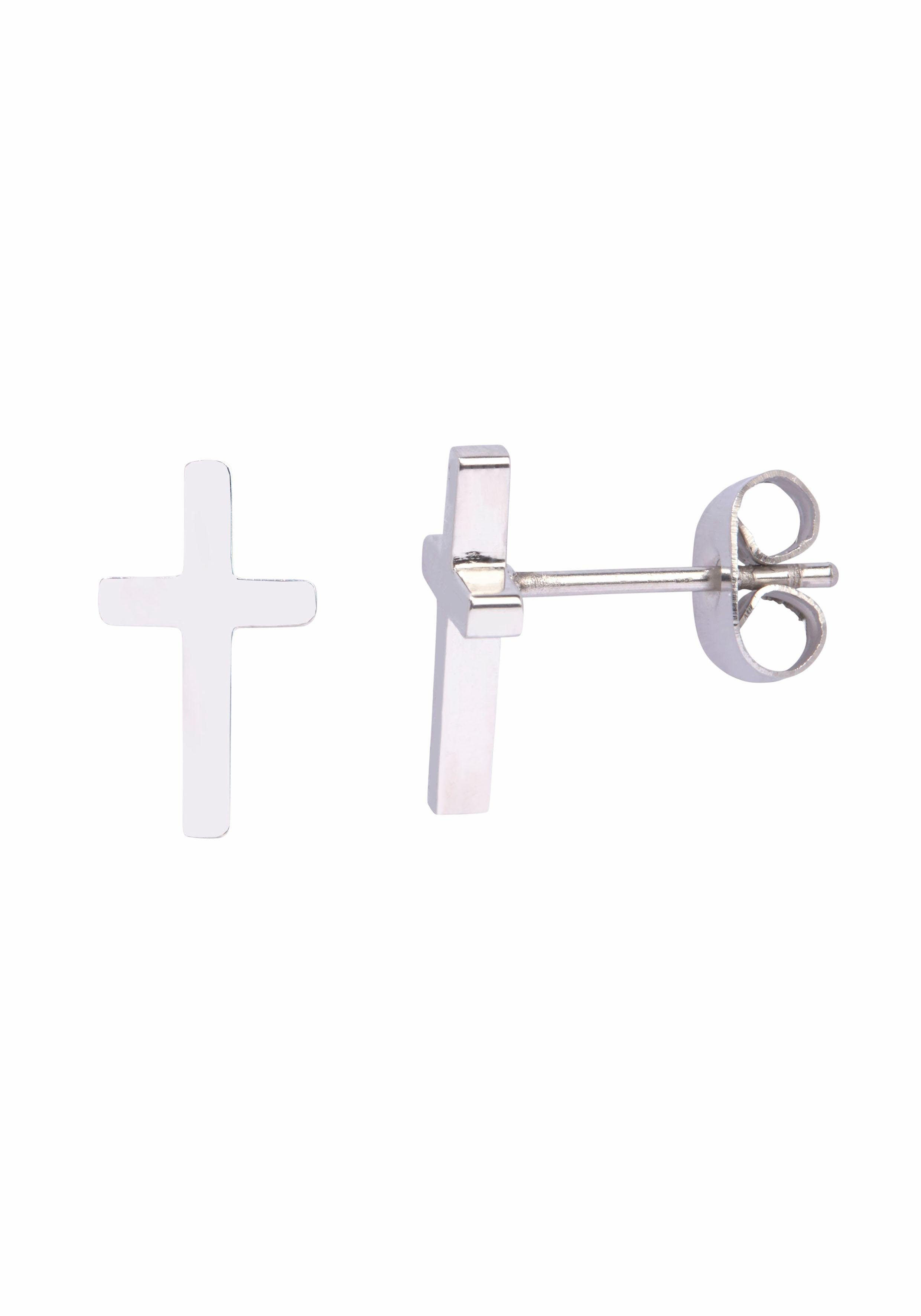 Style Republic Ohrstecker, mit Kreuz