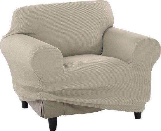 Sesselhusse »Rustica«, sofaskins, mit leichtem Struktur-Effekt