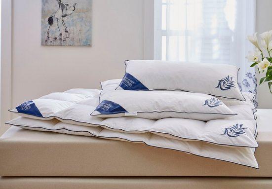 Daunenbettdecke, »Jasmin«, Guido Maria Kretschmer Home&Living, normal, Füllung: 90% Daunen, 10% Federn, Bezug: 100% Baumwolle, (1-tlg), exklusives Design