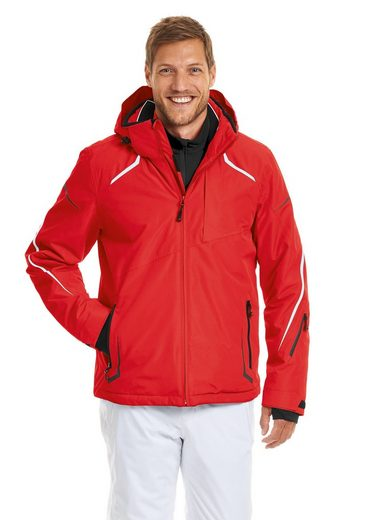 Maier Sports Skijacke Jayden, With Snow Skirt And Many Details