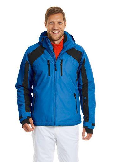 Und Maier »aiden« Schneefang Vielen Skijacke Blau Sports Mit Details 8n0wNvm