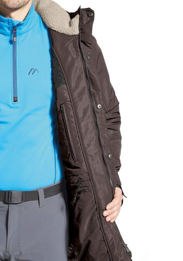 Maier Sports Funktionsjacke Cumbria Parka M, PFC-frei ausgerüstet