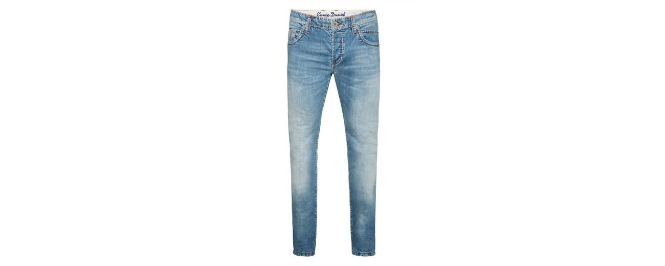 CAMP DAVID Slim-fit-Jeans