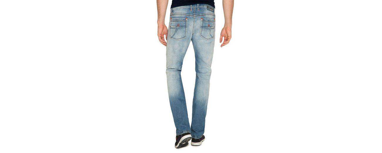 CAMP DAVID Slim-fit-Jeans Verkauf Verkauf Online Professionelle Online Visa-Zahlung Günstig Online NUgVY
