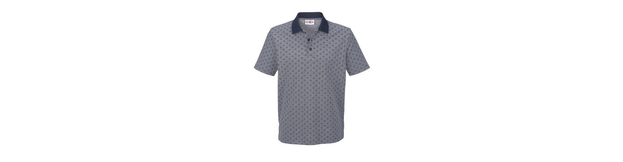 Top-Qualität Verkauf Online Billig Offiziellen Roger Kent Poloshirt mit Jacquardmusterung Billig Verkauf Für Billig 0j0wYO