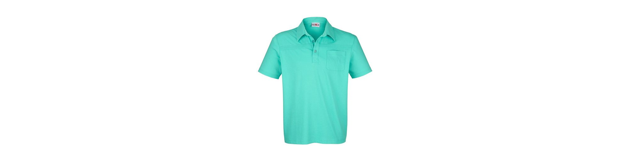 Roger Kent Poloshirt in sommerlicher Farbe Perfekte Online GmiNpcH