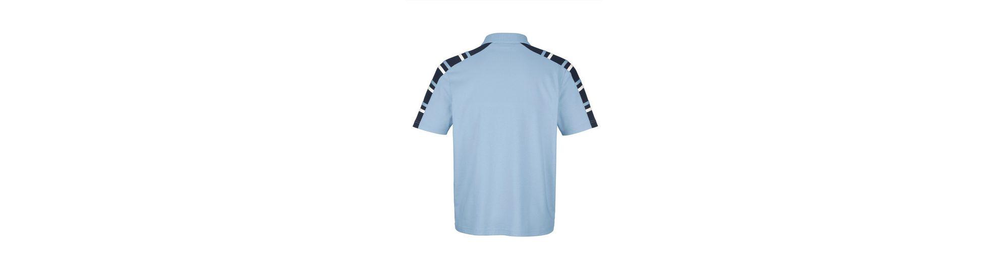 Roger Kent Poloshirt mit praktischer Brusttasche Auslass Offizielle Seite dY0v6