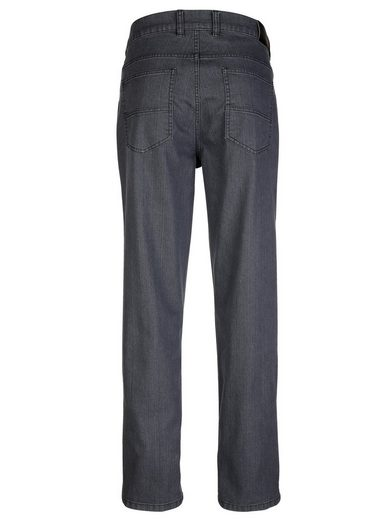 Roger Kent 5-Pocket Jeans mit Gürtelschlaufen