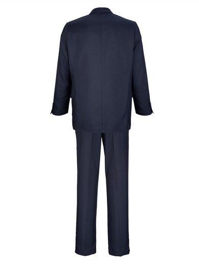 Roger Kent Anzug in pflegeleichter Qualität