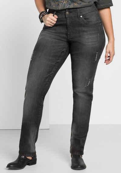 Трикотажные брюки Sheego