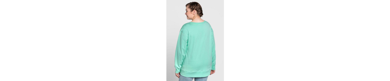 sheego Casual Sweatshirt Cool Bestseller Günstig Online Rabattgutscheine Online Footlocker Bilder Verkauf Online 2Clw4v
