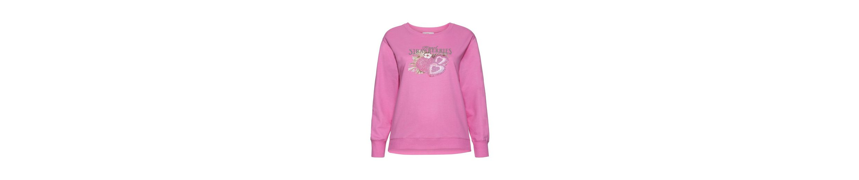 Wie Viel sheego Casual Sweatshirt Outlet Großer Verkauf Rabatt Authentisch Brandneues Unisex Günstiger Preis tToX9pu7Z