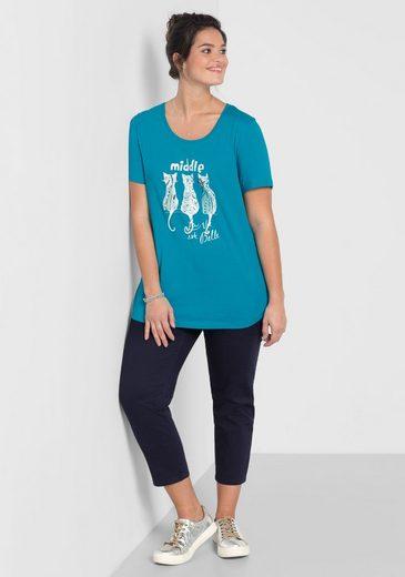 T-shirt Casual De Sheego
