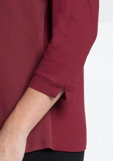 sheego Style Blusenshirt