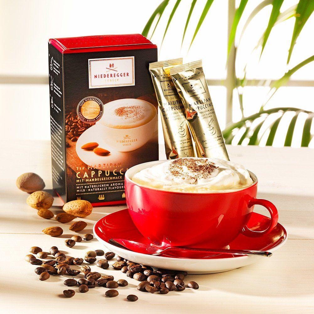 Niederegger Niederegger Marzipan Cappuccino