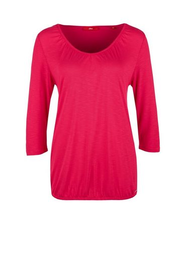S.oliver Red Label Running O-shape-shirt