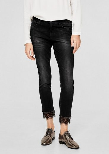 Ankle Spitze Label Mit S Shape oliver Red Jeans Iw0q87