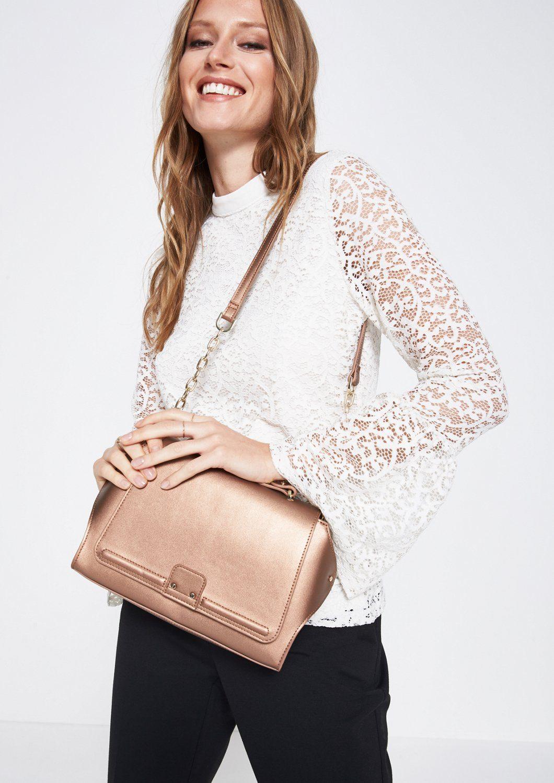 COMMA Elegante Tasche mit Trageriemen