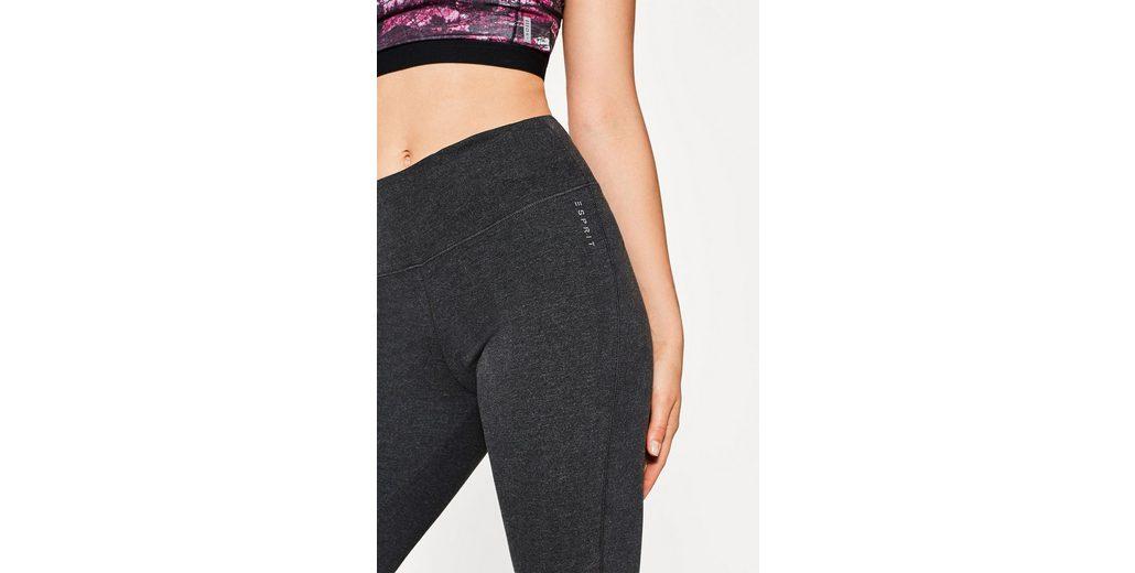 ESPRIT Active-Pants aus softem Jersey/Stretch Rabatt Großhandel Kosten Für Verkauf Gut Verkaufen gtVv2M2Lkq