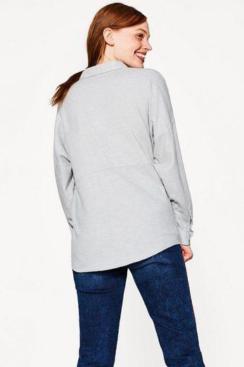 Wit Soft Twill-blouse 100% Cotton