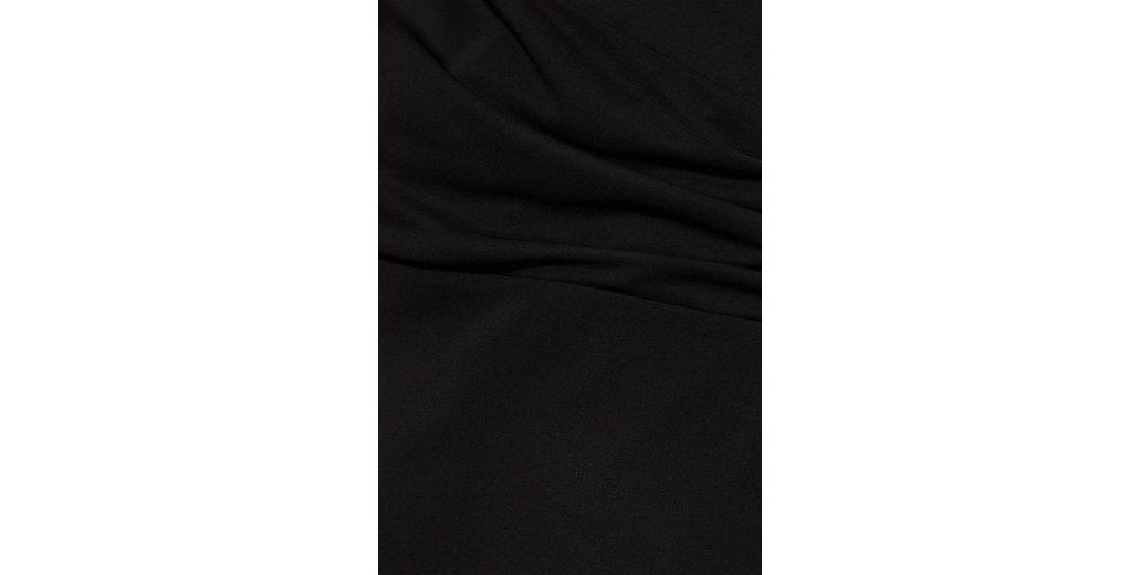 ESPRIT COLLECTION Jerseykleid mit Pailletten-Trägern Shop Online-Verkauf Neuester Günstiger Preis Steckdose Billigsten Rabatt 2018 Neueste Auslass Nicekicks g87fADD3