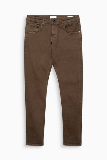 ESPRIT COLLECTION Premium-Hose aus Baumwoll-Strech