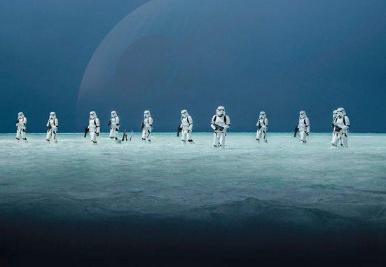 Fototapete »Star Wars/Scarif Beach«, Comic