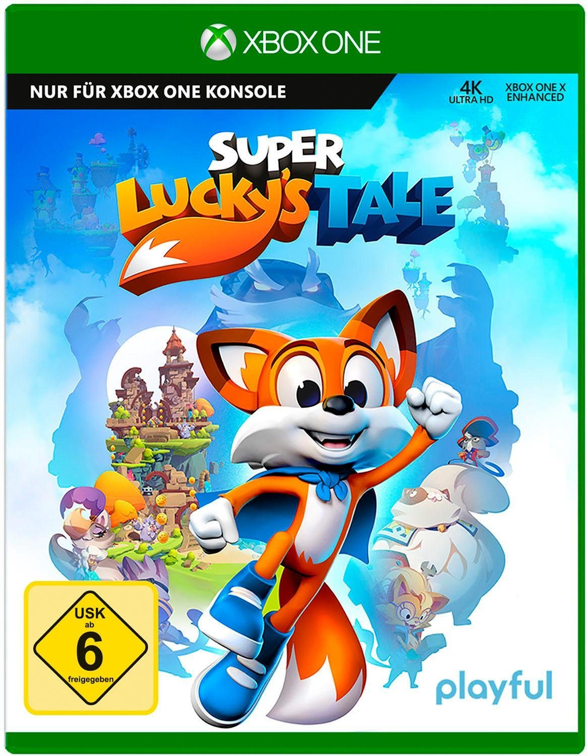 Super Lucky's Tale - Standard Edition Xbox One