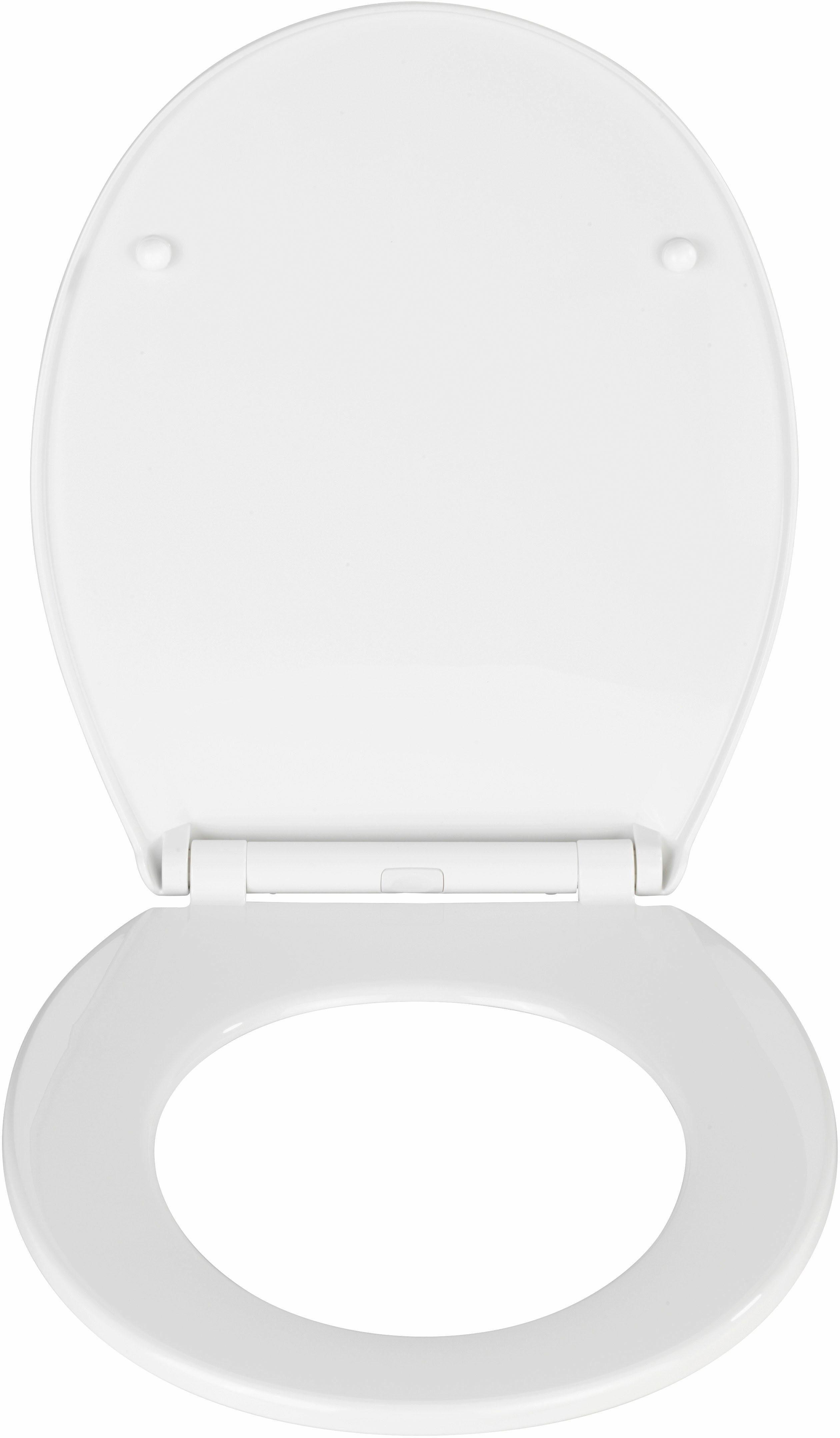 WENKO WC-Sitz »Kos«, mit Absenkautomatik