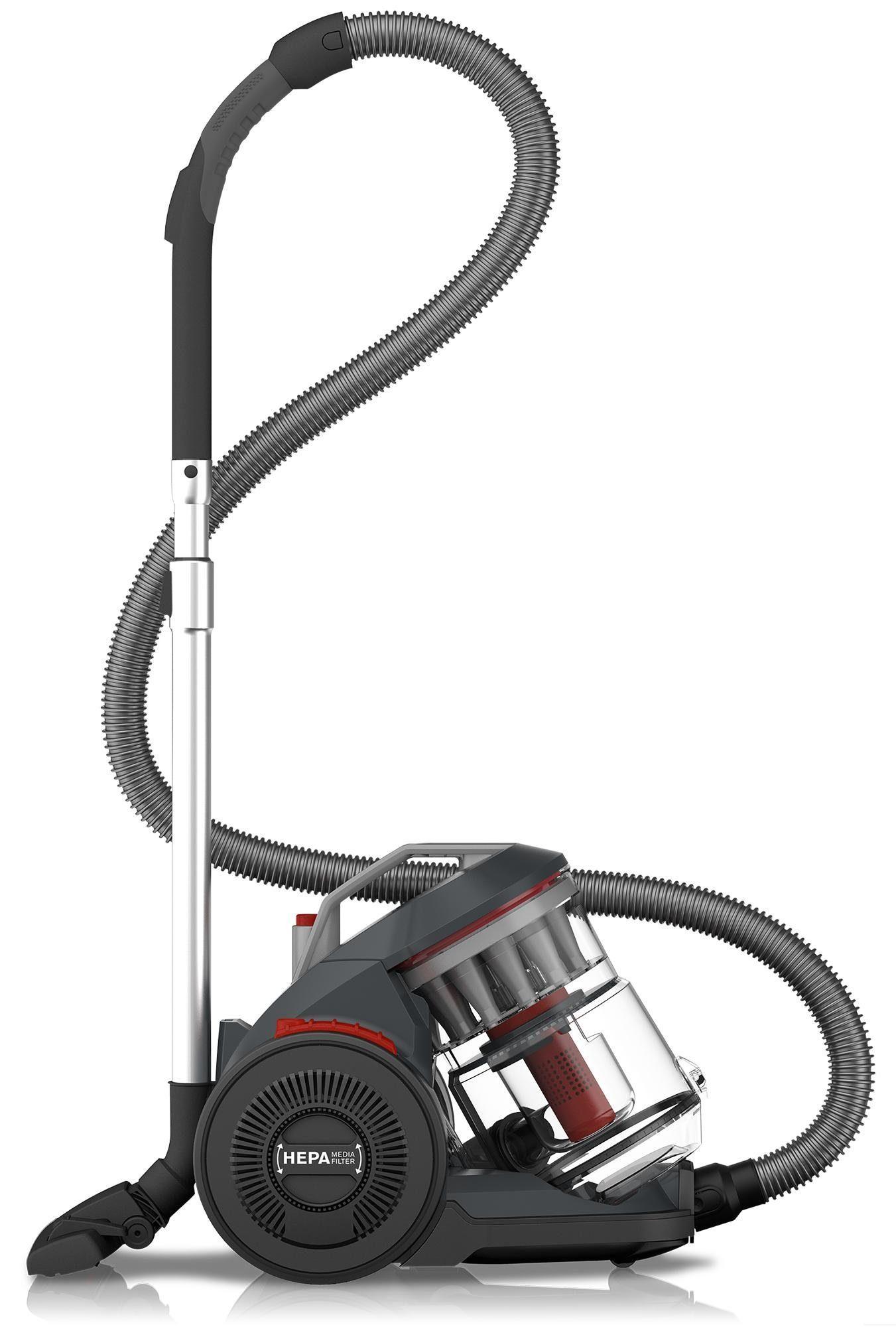 DIRT DEVIL Bodenstaubsauger DD5110-1, 800 Watt, beutellos