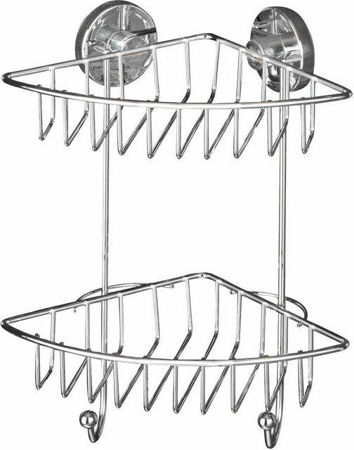 Wenko Vacuum-Loc Seifenablage Milazzo, Befestigen ohne bohren