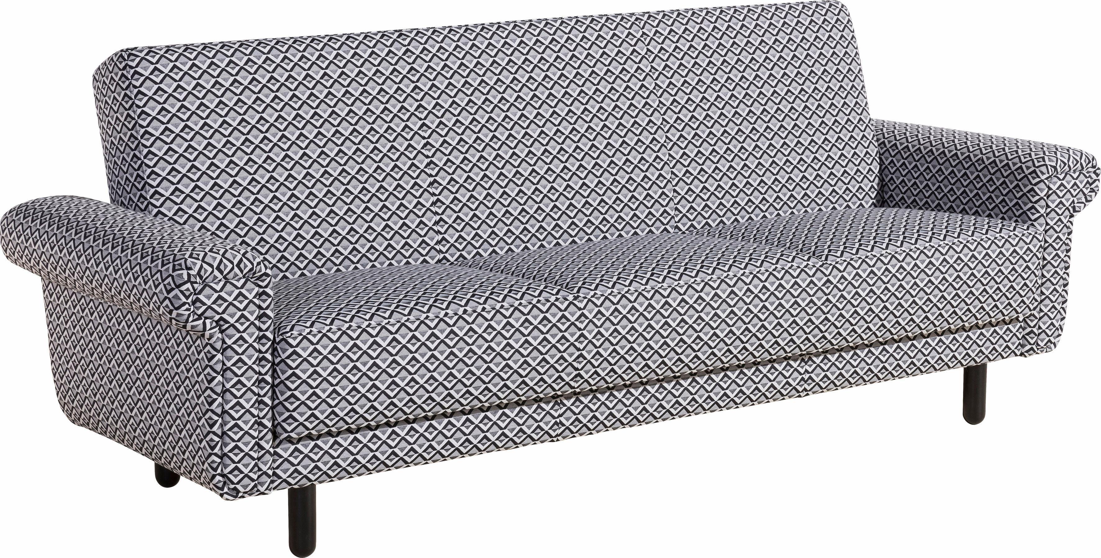 Max Winzer® 3-Sitzer Sofa »Jenne« ILLUSION, inklusive Bettfunktion & Bettkasten, Breite 217 cm