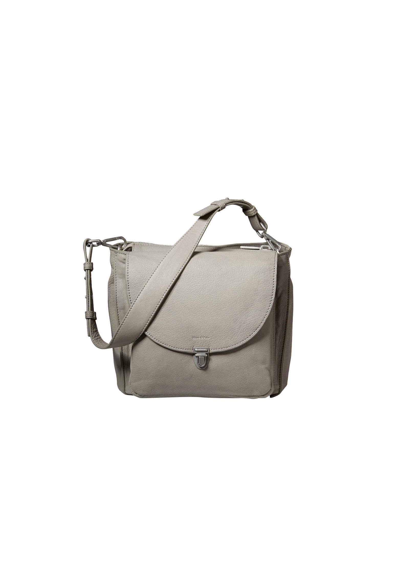 Marc O'Polo Umhängetasche »SIXTYSIX«, Crossbody Bag aus hochwertigem Leder