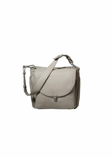 Marc O'Polo Umhängetasche SIXTYSIX, Crossbody Bag aus hochwertigem Leder