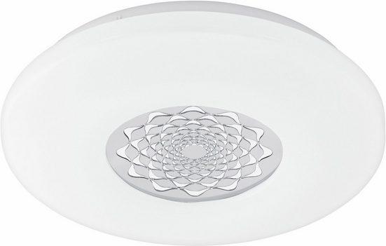 EGLO LED Deckenleuchte »CAPASSO-C«, Eglo CONNECT, LED-CCT-Lichtsteuerung