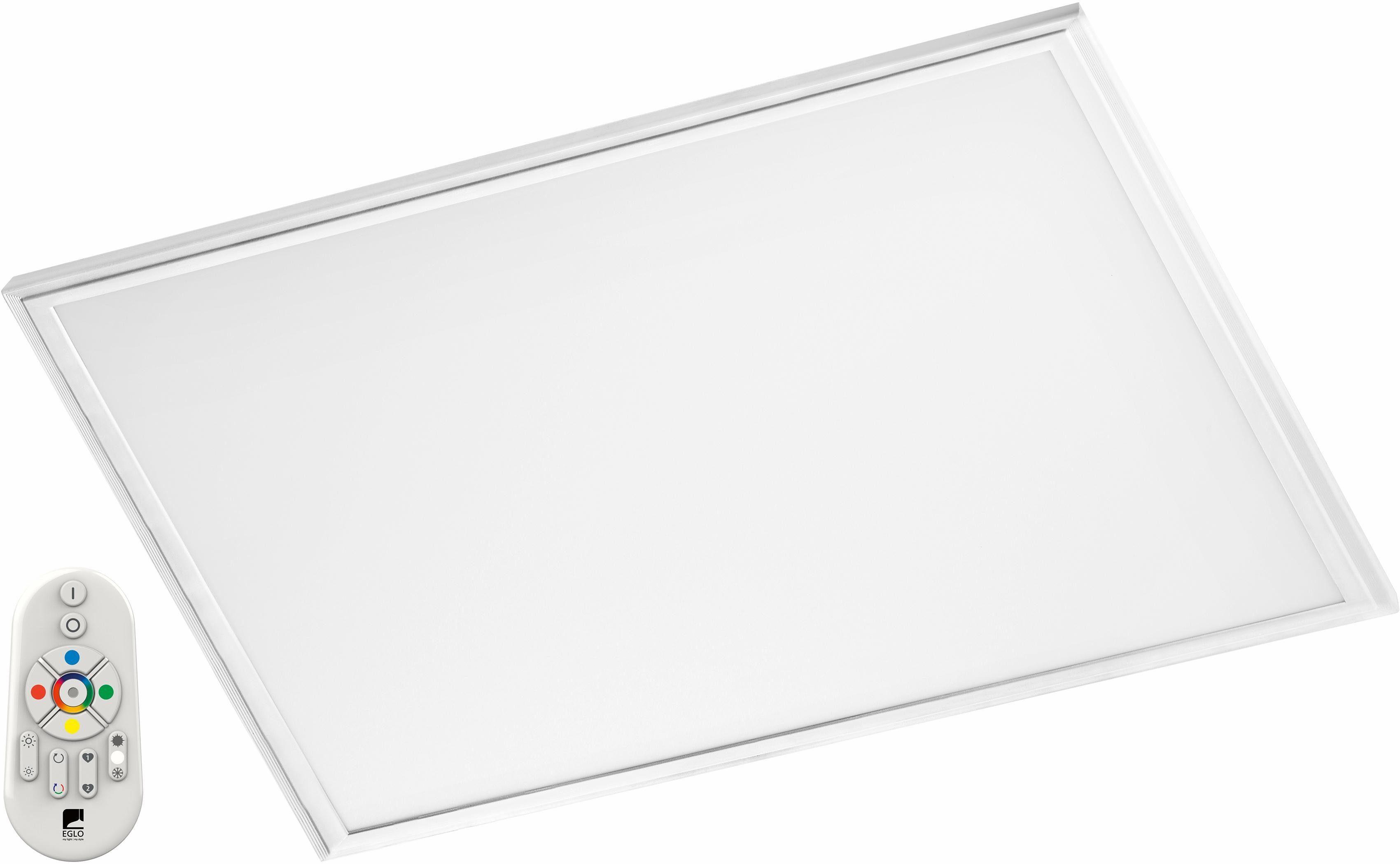 EGLO LED Rasterleuchte »SALOBRENA-C«, LED-CCT-Lichtsteuerung