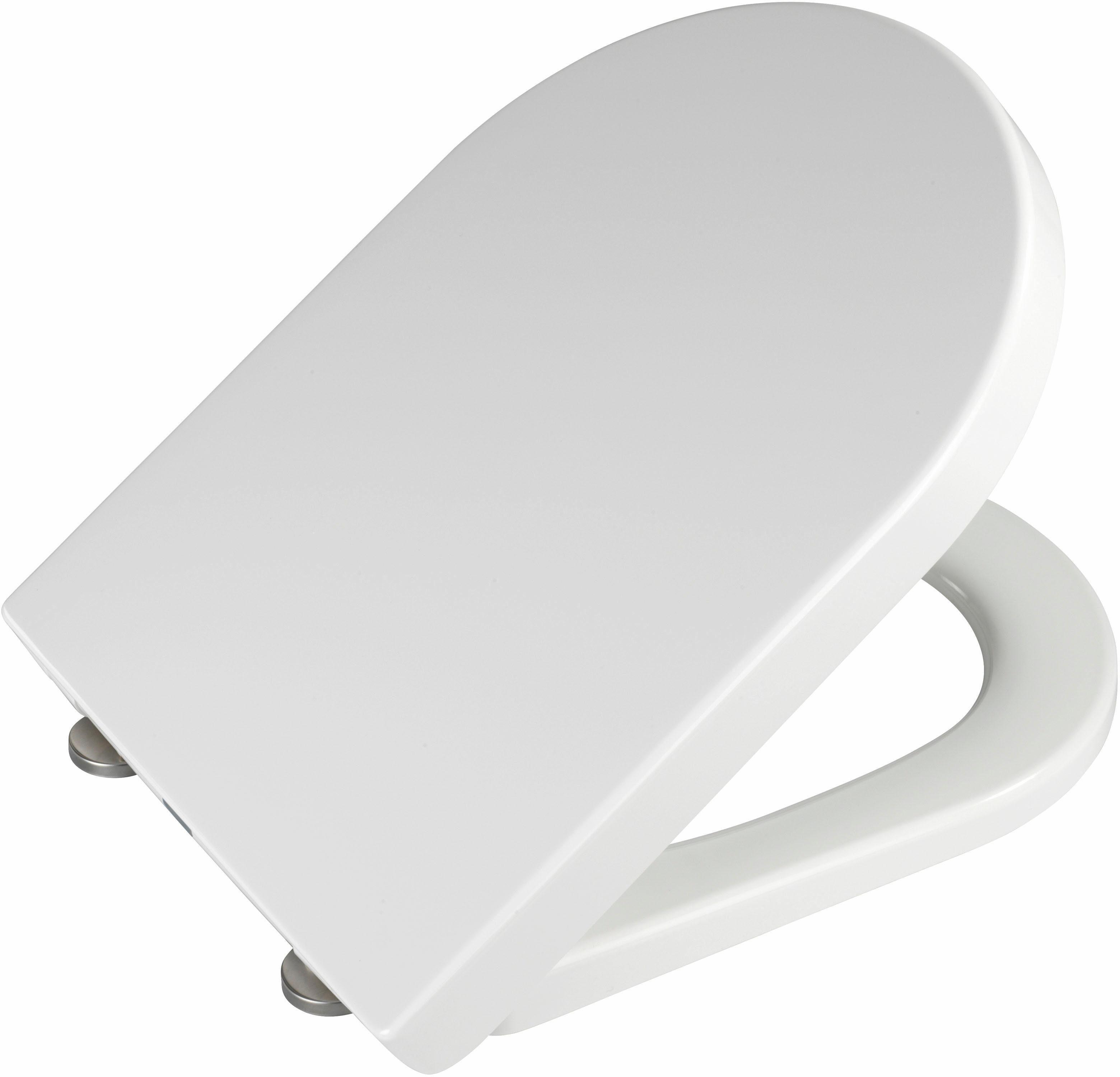 WENKO Premium WC-Sitz Palma, mit Absenkautomatik