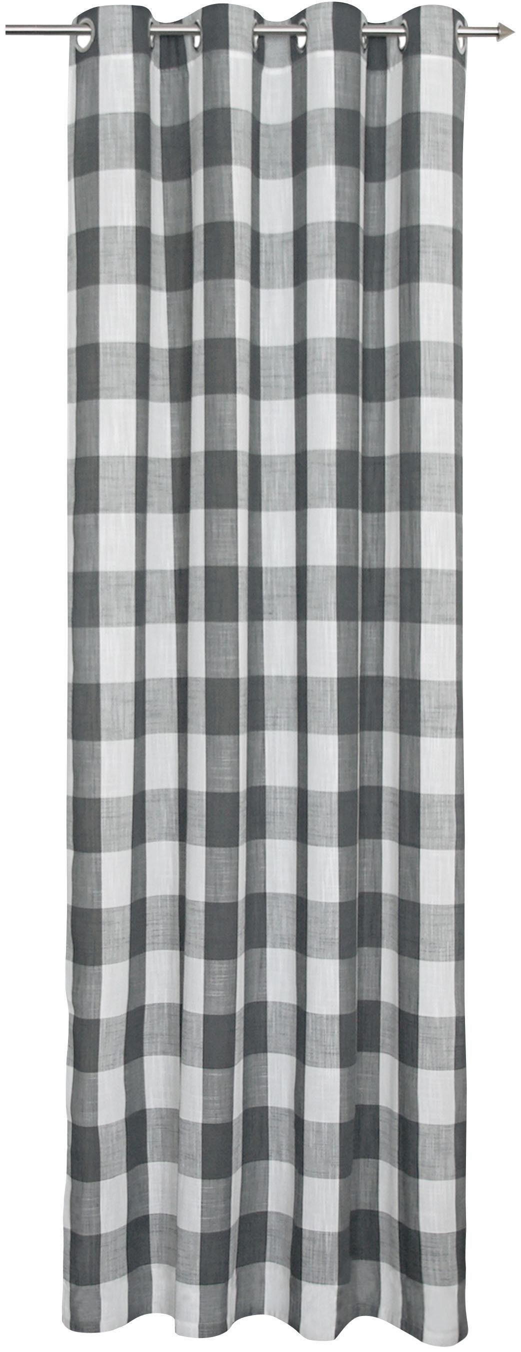 Vorhang »Val«, decolife, Ösen (1 Stück)