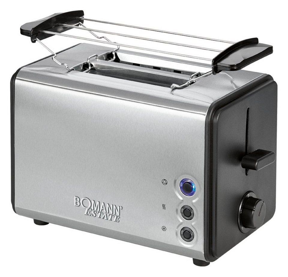 bomann 2 scheiben toaster mit abnehmbaren br tchenaufsatz. Black Bedroom Furniture Sets. Home Design Ideas