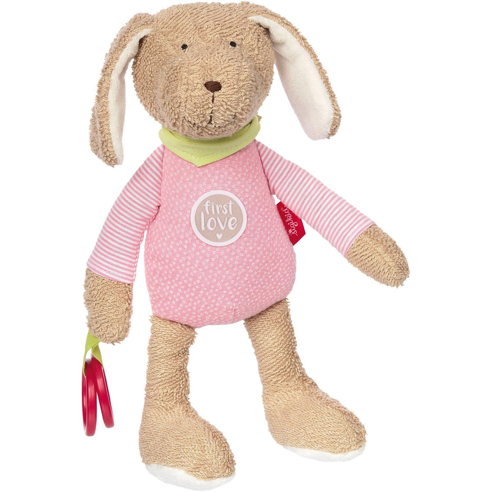 Sigikid Spielfigur Die rosa Fine (38783)