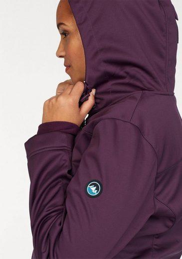 Polarino Soft Shell Jacket, With Fleece