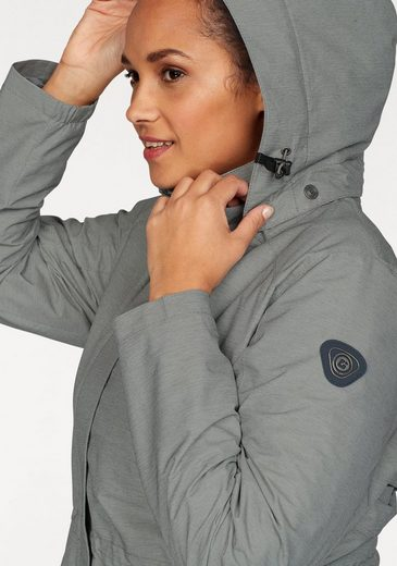Killtec Functional Parka Norja, Water- And Windproof