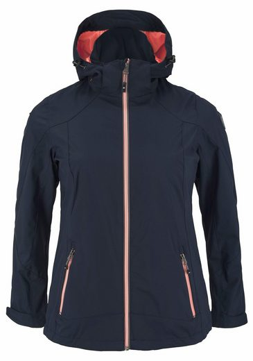 Killtec Functional Jacket Faridah, Laminated Outer Material